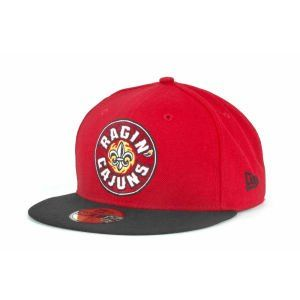 louisiana lafayette ragin' cajuns cap | Amazon.com: New Era Louisiana Lafayette Ragin' Cajuns 2 Tone 59FIFTY ...
