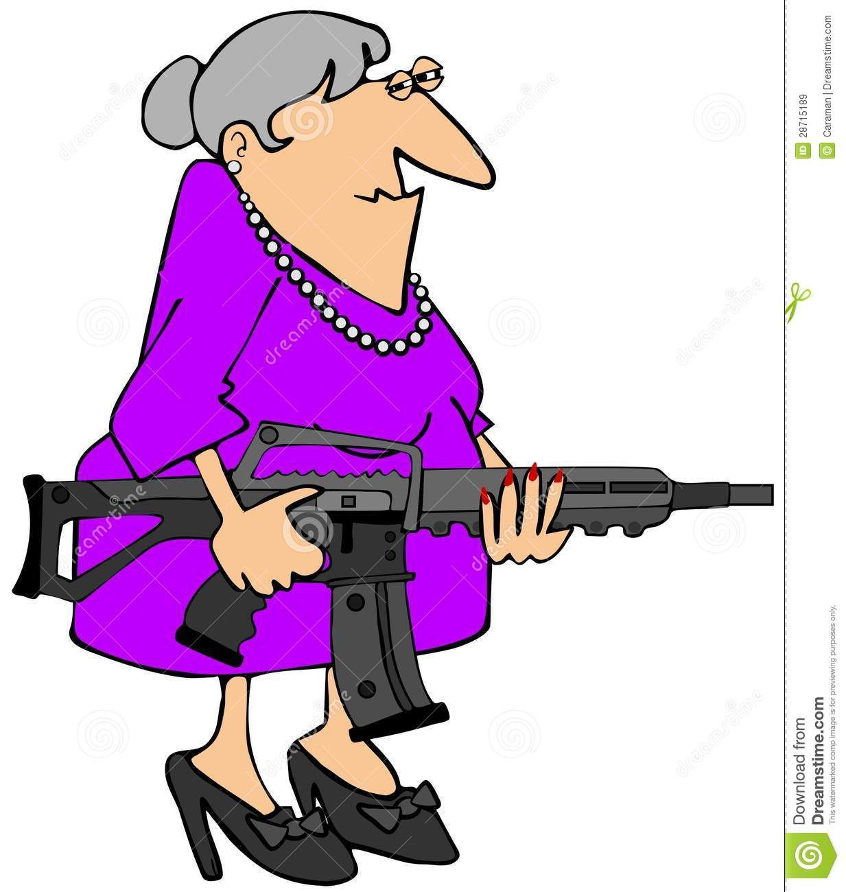 funny granny clipart - photo #33