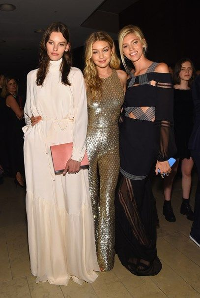 CFDA Awards 2015 #Outfits #fashion #style #inspiration #chic #clothes