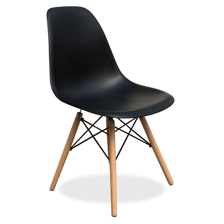 Inspire Par La Chaise Eames DSW De Charles Ray Structure Des Pieds