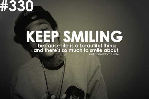 Pics For > Keep Smiling Tumblr Quotes | QUOTES | Pinterest ...