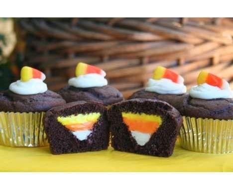 22 Haunting Halloween Cupcake Ideas - From Creepy Crawly Baked Goods - halloween baked goods ideas