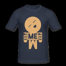Feed Me - Kochschürze - Siebdruck - Illustration - Graphic Design