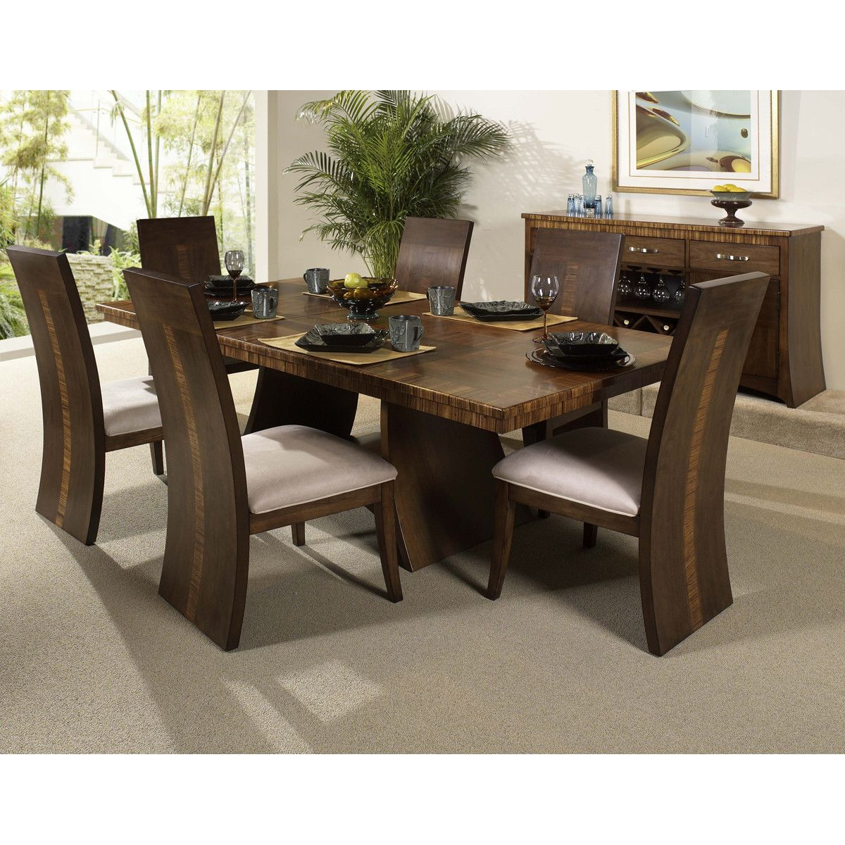 moe  piece dining set  dining sets milan and  piece dining set -  piece dining set