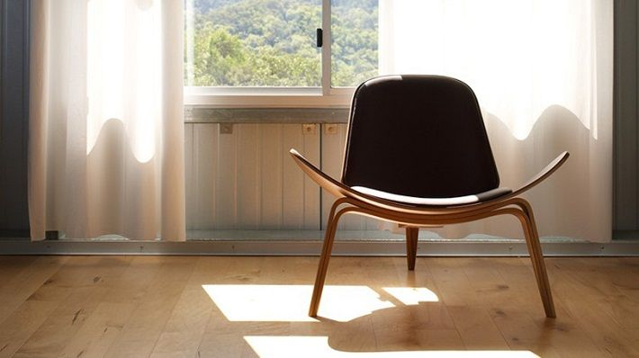 Limited Edition CH07 Shell Chair By Hans J. Wegner