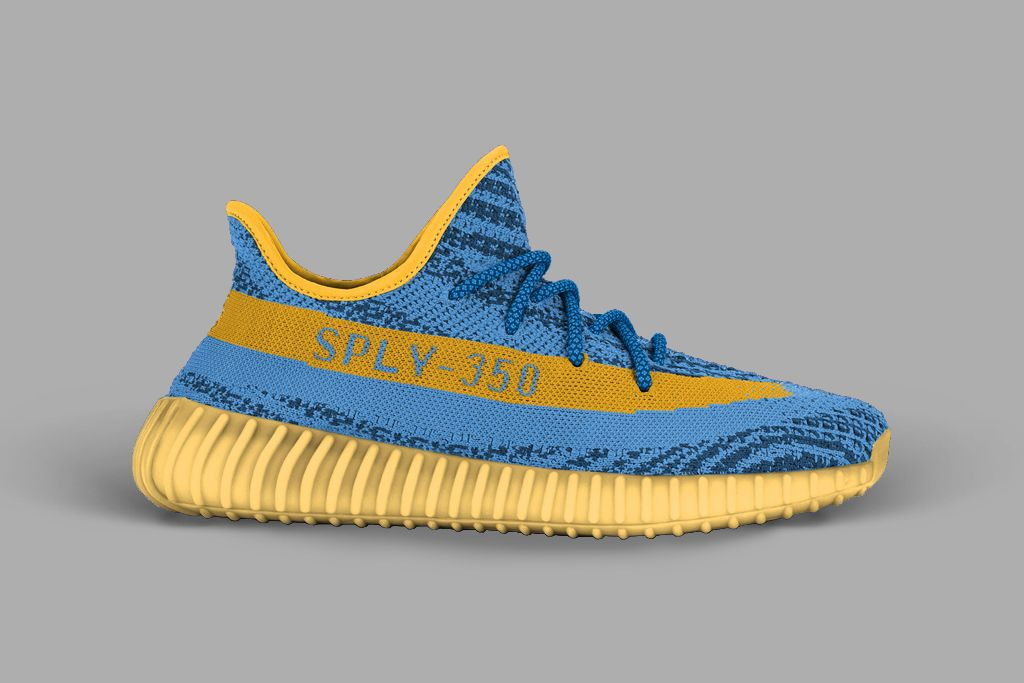 a4cc42638 Discount Adidas Yeezy Boost 350 V2 NBA Concept Denver Nuggets 2018 Online