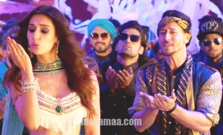 4a1135e545e8c Mundiyan to bach ke video song from Baaghi 2 stars cast Tiger Shroff &  Disha Patani. Mundiyan to bach ke video song sung by Navraj Hans and Palak  Muchhal