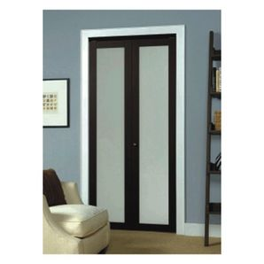 Home Hardware 36 Quot X 80 Quot Erias Bifold Door Bifold Doors Bifold Closet Doors Sliding Closet Doors
