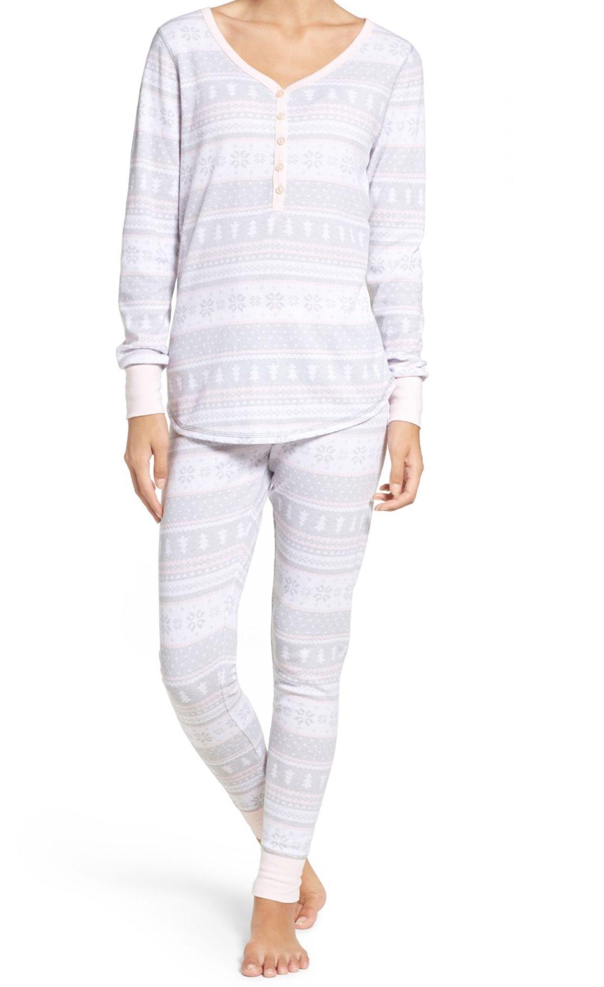 Pin by Jarae Dunn on wishlist. Thermal pajamas, Fab