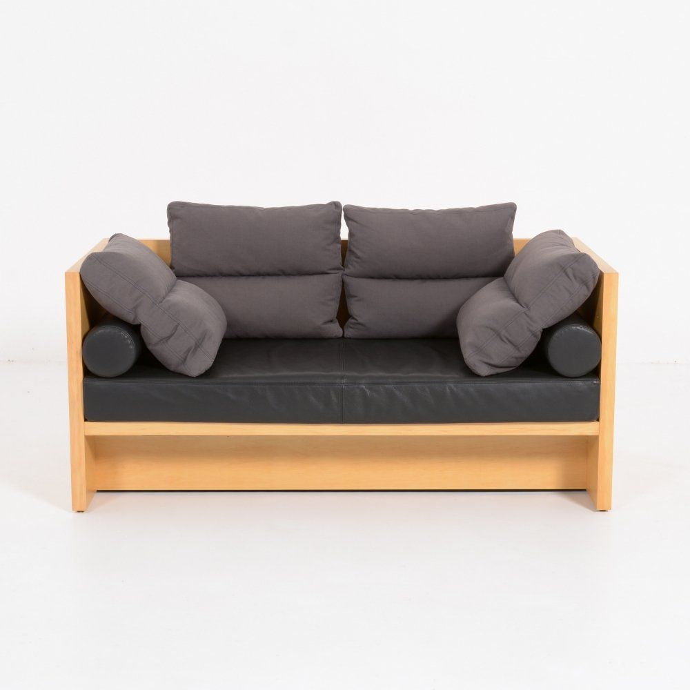 For Sale Clair Obscur Sofa By Claire Bataille Paul Ibens For Bulo Vntg Vintage Sofa Danish Design Sofa Leather Sofa