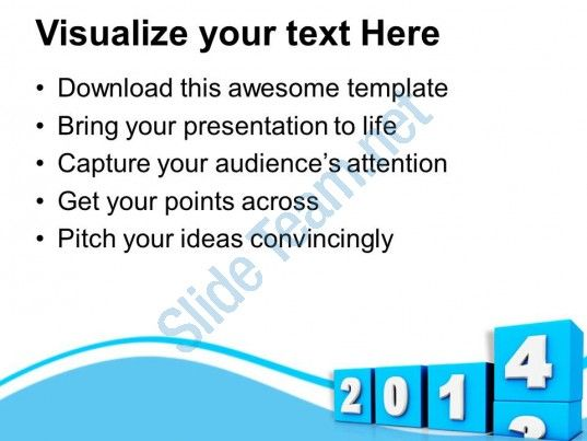 New coming year 2014 powerpoint templates ppt backgrounds for slides check out this amazing template to make your presentations look awesome at toneelgroepblik Images
