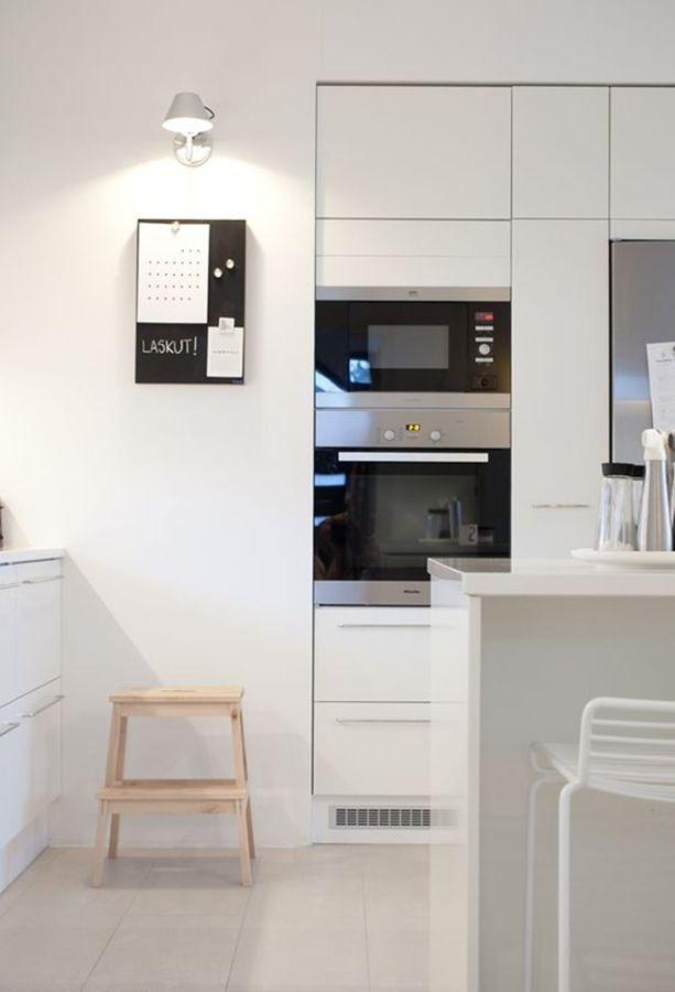 cocina blanca pequea ideas que podemos robar de cocinas pequeas
