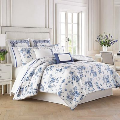 Blue And White Bedding Sets.I Love This One The Most Get Some Solid Blue Sheets And It