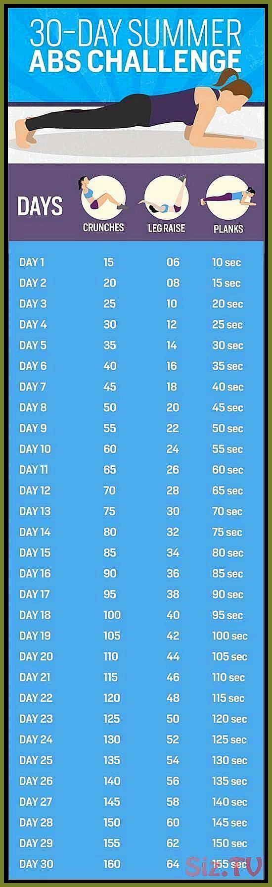 15 30-Day Fitness Challenges You can Try To Achieve pilatesbeforeandafter Pila Pilates 038 Yoga 30Da...