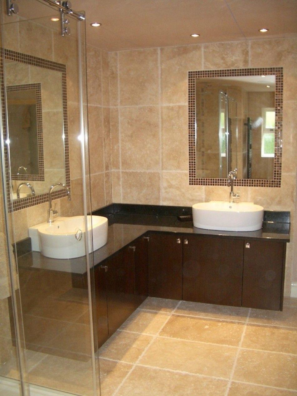 L-shaped | Bathroom Ideas | Pinterest | Marble tile backsplash ...