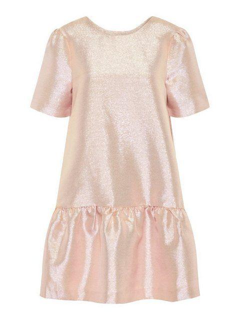 Photo of Kjøp Y.A.S Glitter Jacquard Mini Dress online OTTO