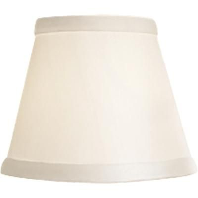 Home Depot Lamp Shades Progress Lighting  Ivory Accessory Shade  785247150281  Home
