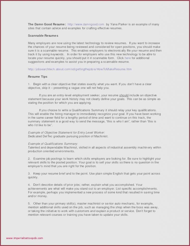 Entry level engineering resume inspirational resume