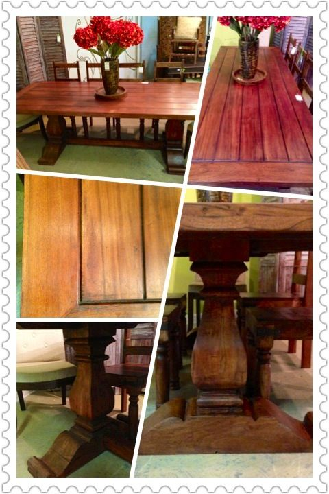 What A Beautiful 8ft Rosewood Table Ns074 Only 715 Dining