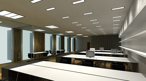 V Offices © Serie Architects by Kunal Ghevaria, via Behance