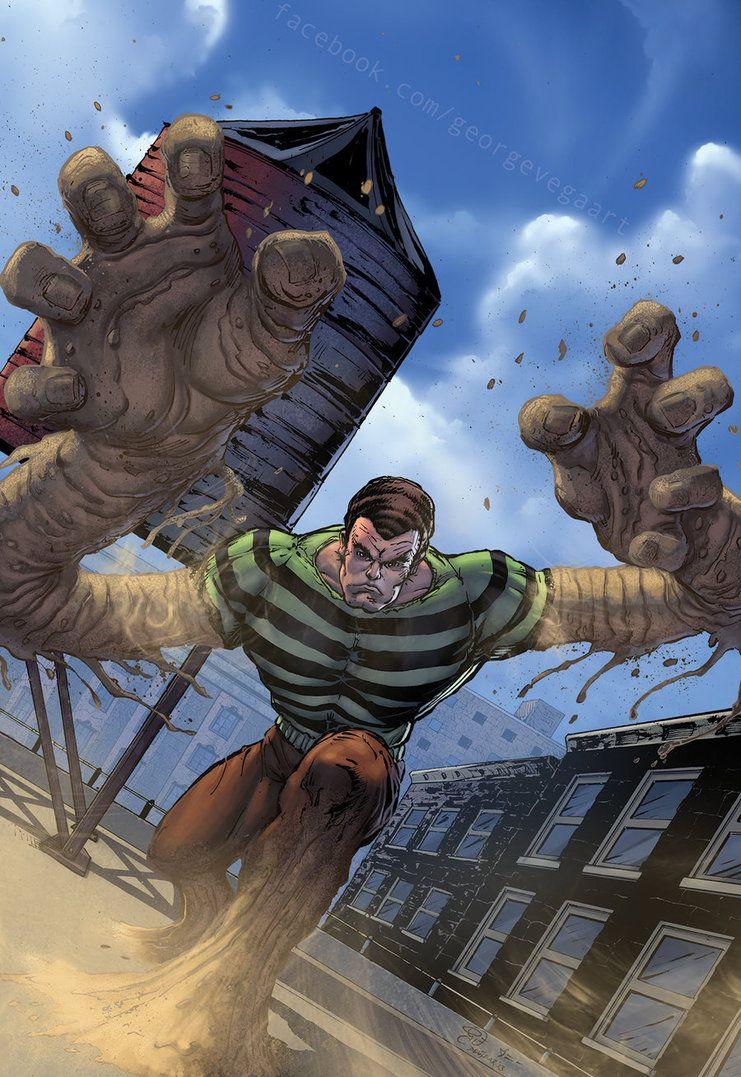 Sandman | Marvel, Marvel cómics y Personajes de marvel