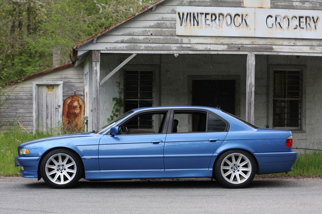 027 With Images Bmw E38 Bmw 7 Series Bmw 740