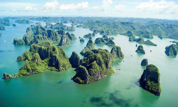 Vịnh Hạ Long - Việt Nam (Ha Long Bay)