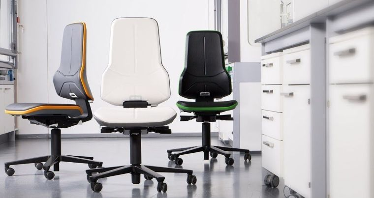 Chaise De Bureau Ergonomique Collection Bimos Neon Ergonomic Design Office In 2020 Office Chair Ergonomic Office Chair Chair