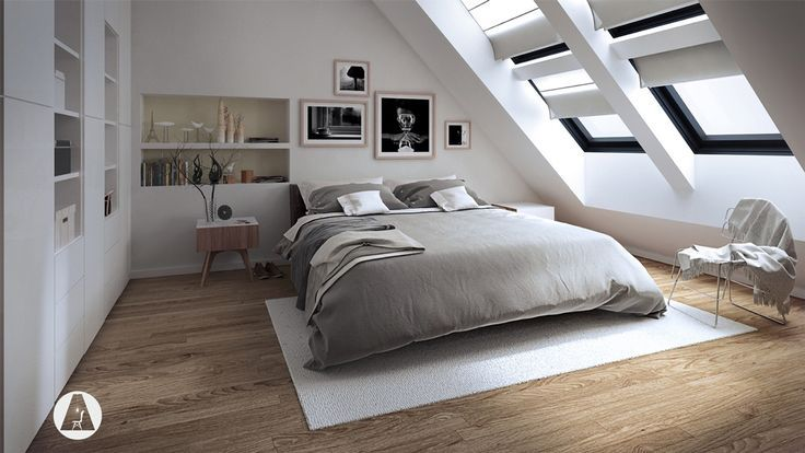 25 amazing attic bedrooms that you would absolutely enjoy sleeping in slaapkam