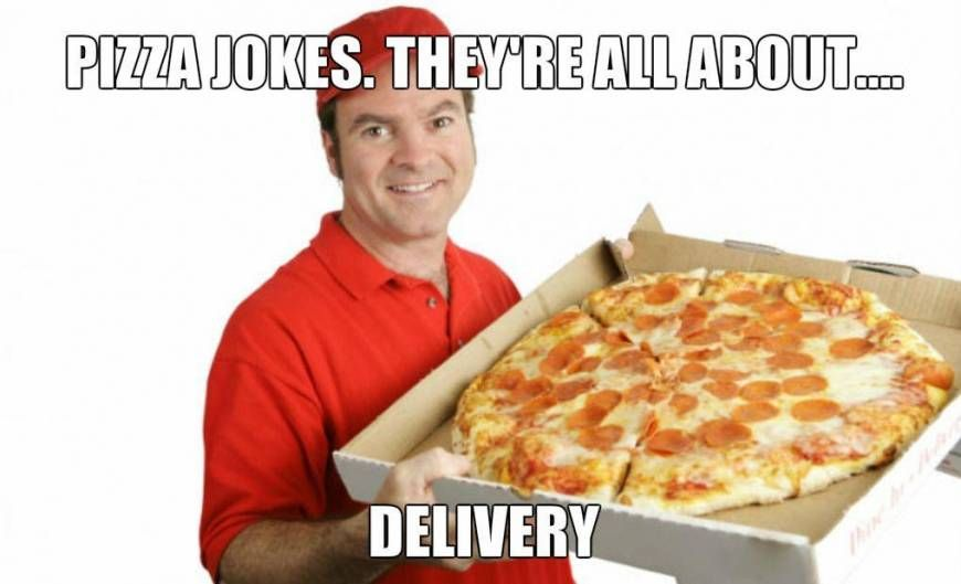 Funny pizza puns that are just a little cheesy pizza