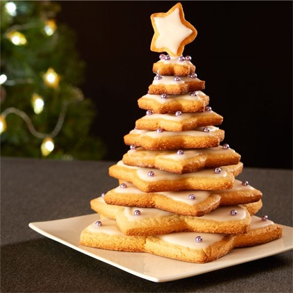 Biscuit Christmas tree kit - IDEAS COMFORT