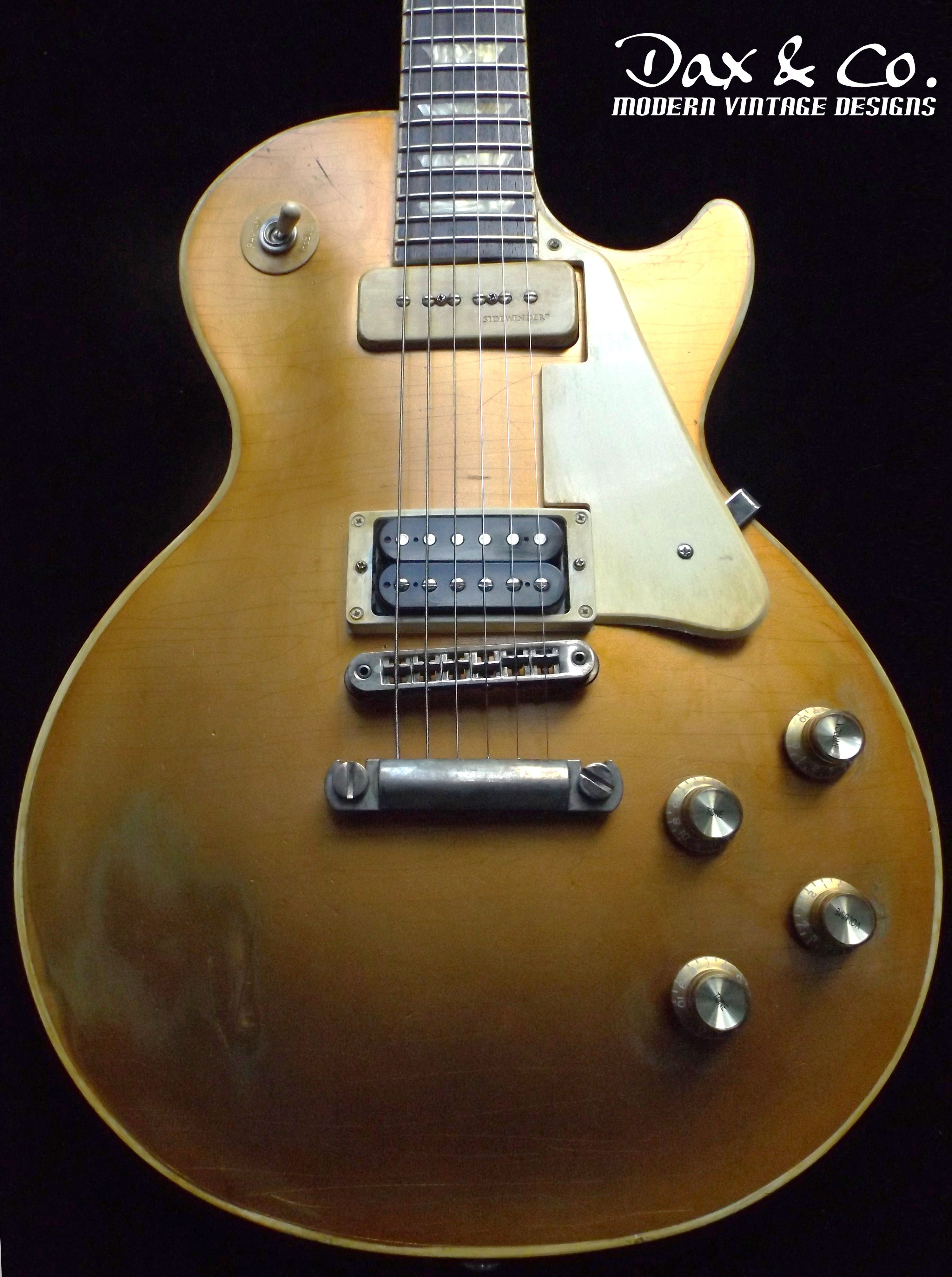 Gibson Service Giftsforsubs 1965 Es345 Wiring Repair Chicago Fret Works Guitar From The Daxco