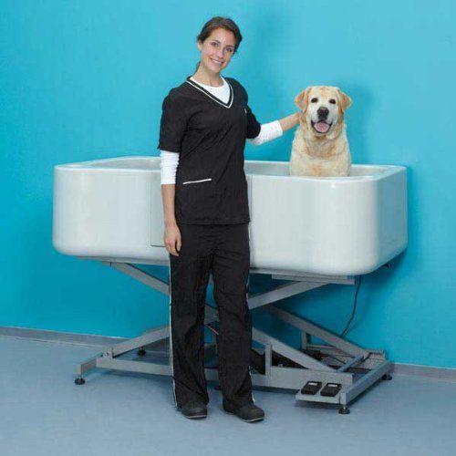 Pet Grooming Supplies Amazon Com Master Equipment Fiberglass Pet Elevation Electric Lift Tub Ivory Dog Washing Station Dog Grooming Pet Grooming Supplies