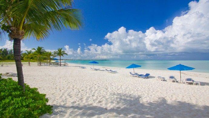 Bahama Beach Club Resort Is Set On Three And A Half Mile Treasure Cay