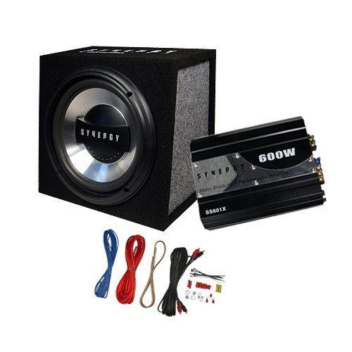Synergy Series SS10P 600 Watt 10\