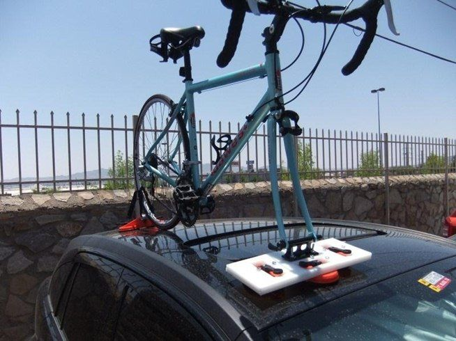 Easy Way To Transport A Bike Car Rack Bikes Bike