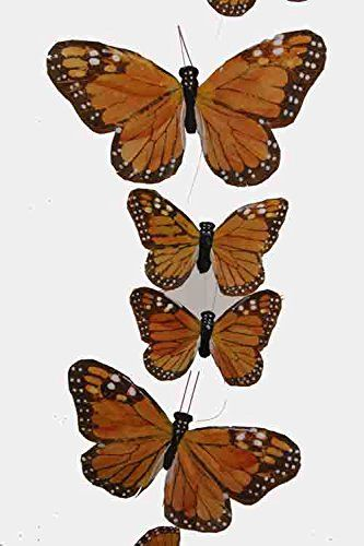 Monarch Butterfly Garland Bf7402 X 1 Read More Reviews Of The