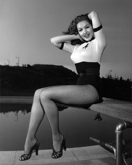 Julie newmar in pantyhose images 500
