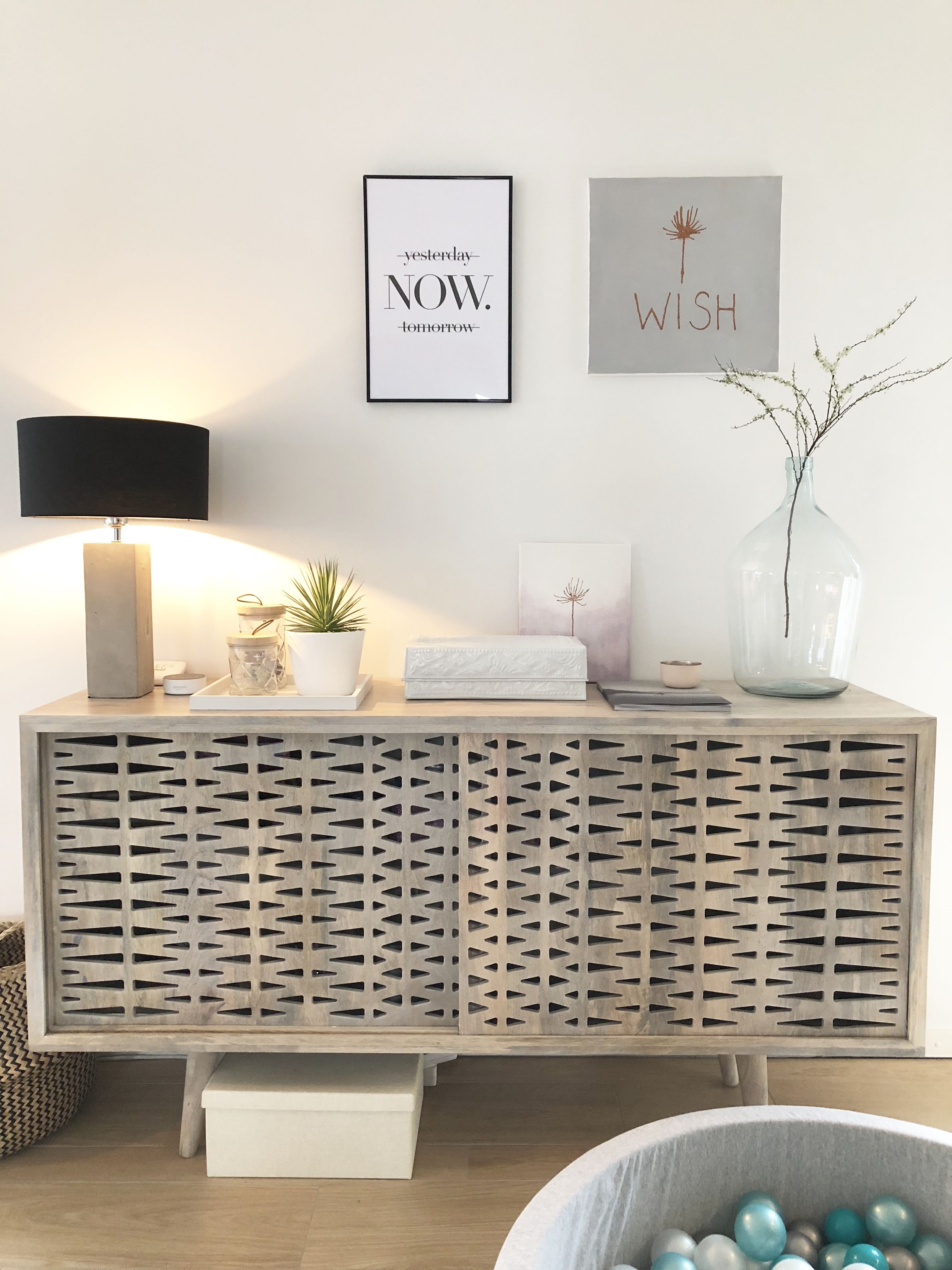 Sideboard Wohnzimmer Deko Modern Inspiration It S About