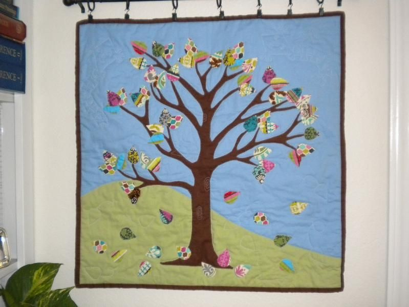 Tree Of Life Quilt Pattern | Quilting Ideas | Project on Craftsy ... : quilting gadgets - Adamdwight.com
