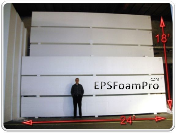 Expanded Polystyrene Eps Is A Lightweight Cellular Plastic Material Consisting Of Small Hollow Spherical Balls