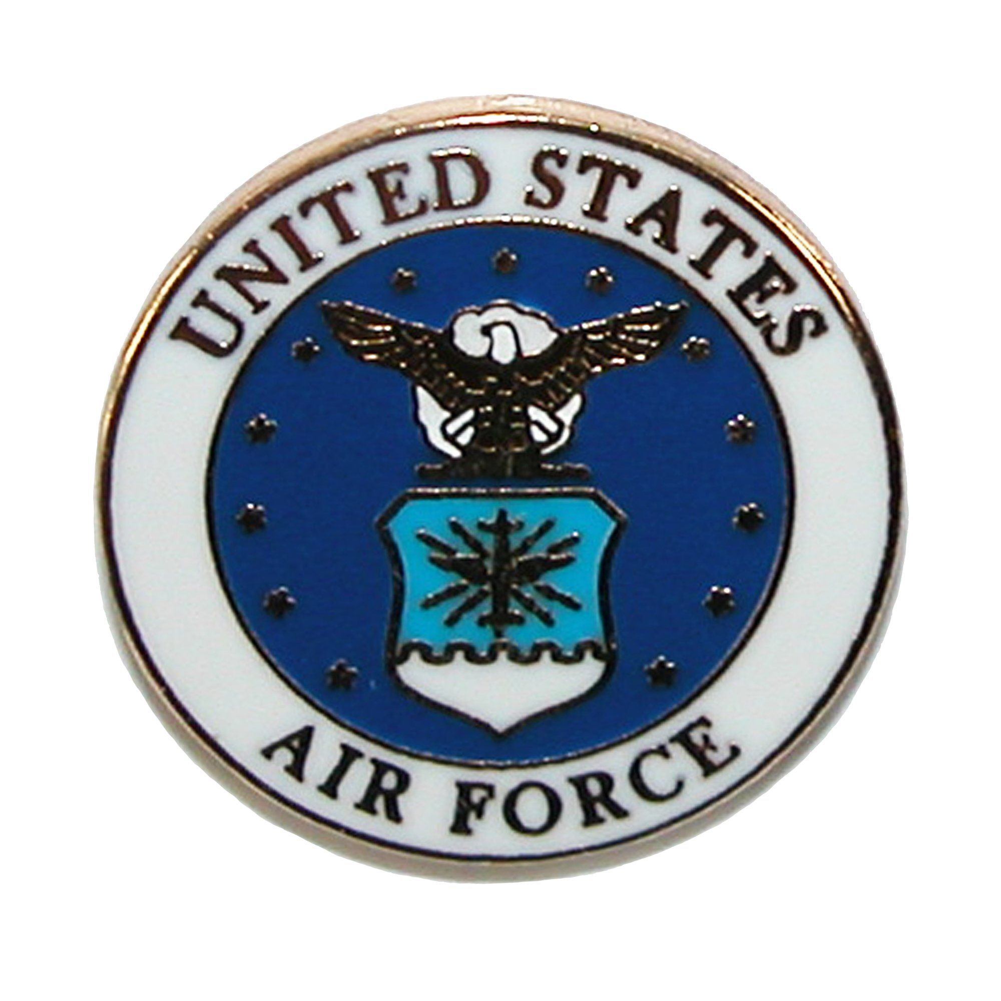 Competition Inc. United States Air Force Lapel Pin Lapel