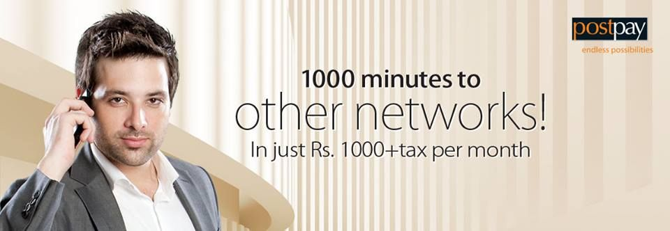 Ufone Postpay Freedom Bucket in Rs. 1000 per Month