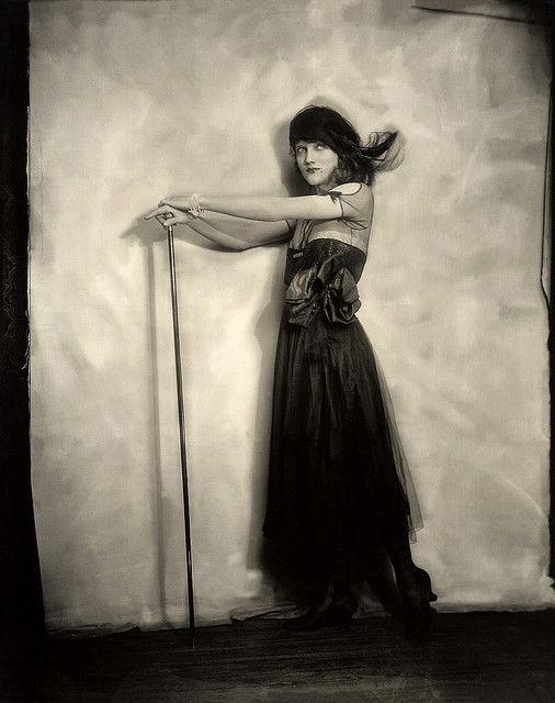 1920s IMOGENE WILSON ZIEGFLED FOLLIES PHOTO FOR CHARLES