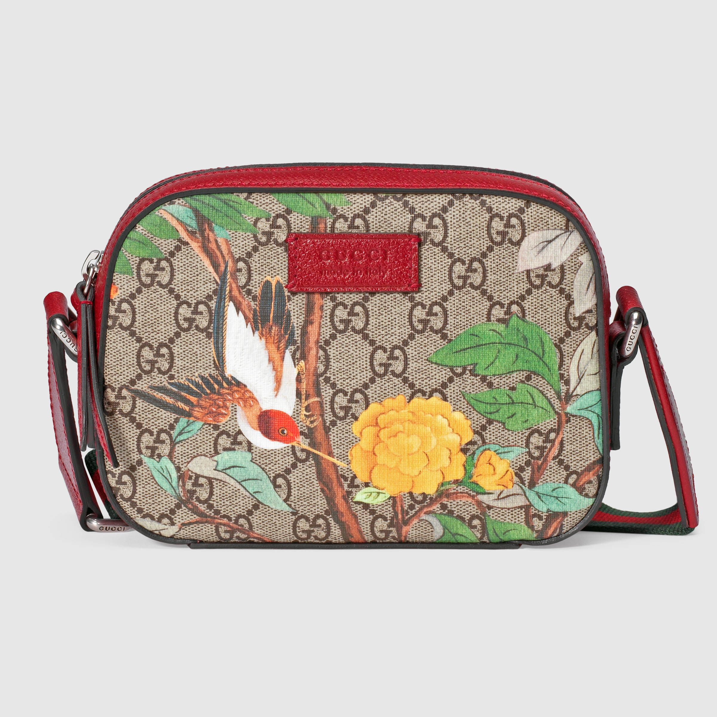51947f2bf77 Gucci Tian GG Supreme shoulder bag