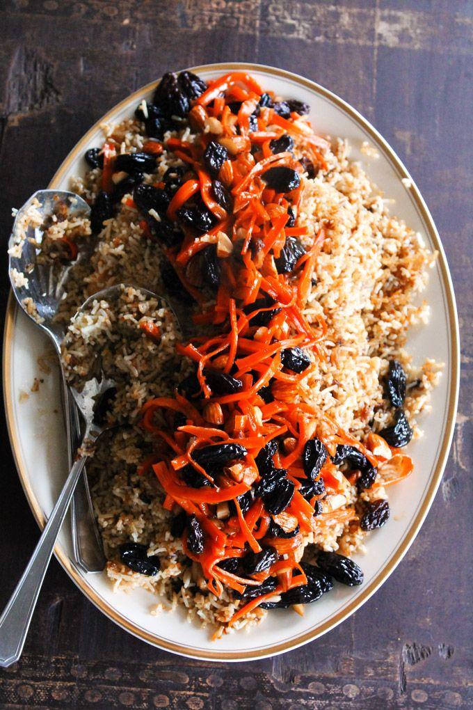 kabuli palau rezept food pinterest essen ohne zucker afghanische k che und kochbuch ideen. Black Bedroom Furniture Sets. Home Design Ideas