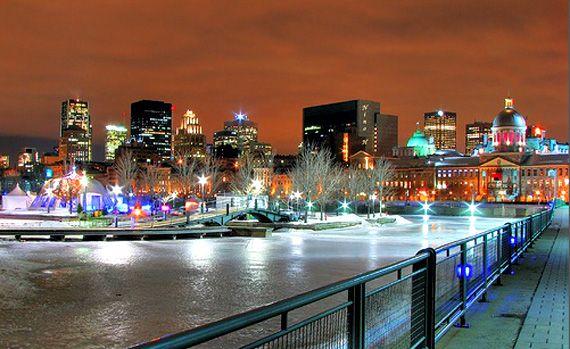 Winter Activities In Montreal Ritz Carlton