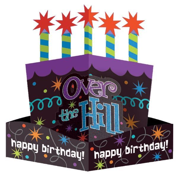 Happy 50th Birthday Clip Art | Clipart For Free: Over The ...