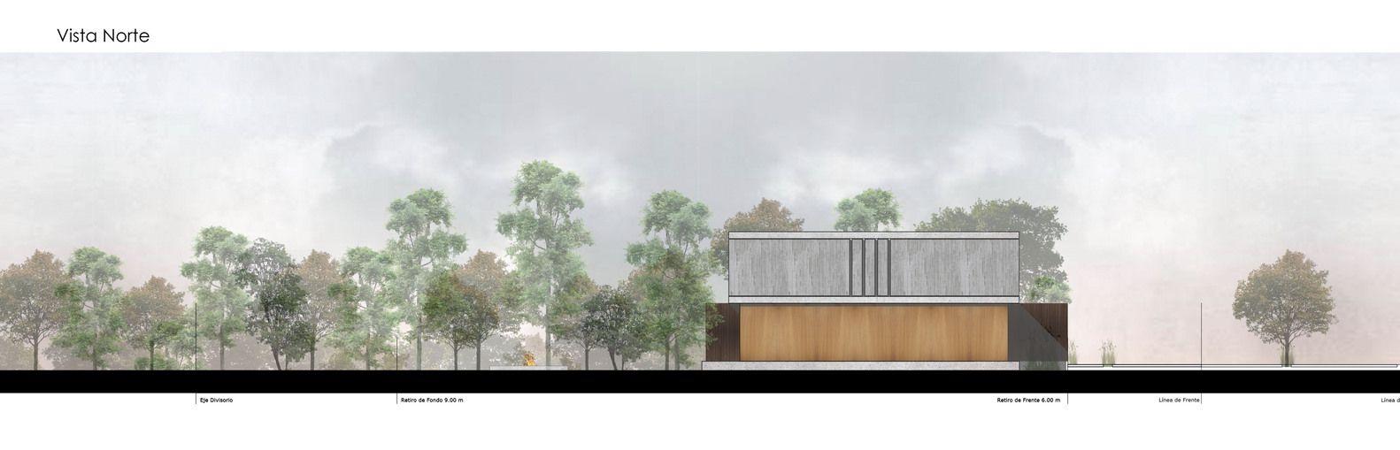 Gallery Of Mf House Estudio V2 Arquitectos 26 Mid Century Modern House Modern House Modern