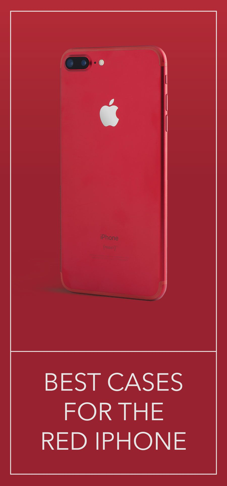 What Is The Best Case For The Red Iphone Iphone Iphone 7 Plus Red Case